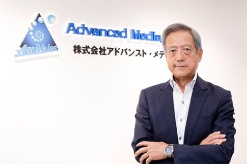 代表取締役会長兼社長 鈴木 清幸の写真